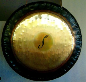 Gong Bath with Sarah Bassin