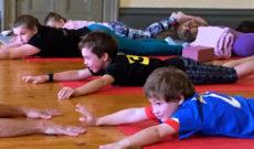 Kids yoga and music camp