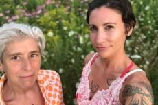 Sondra Loring and Kelly Kamm