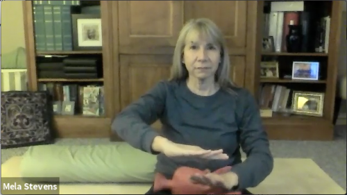 Restorative Yoga, with Mela Stevens, on Demand