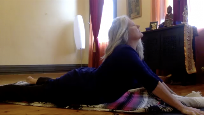 Yin Yoga Inner Quiet Sasha Cover