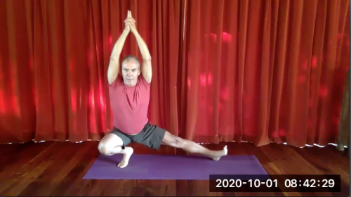 Yoga 2.0 with Dwayne Class on Demand Cover Shot