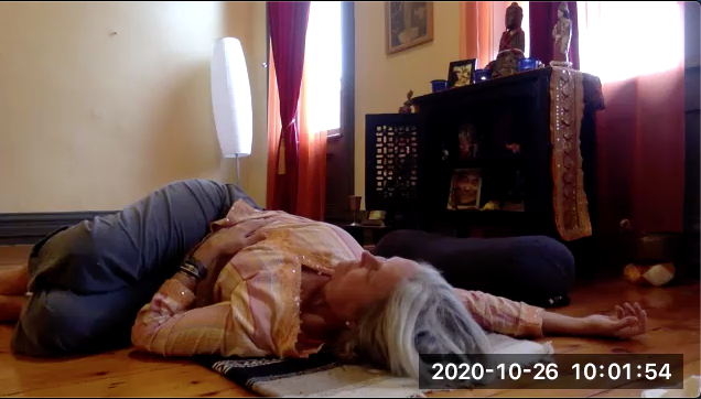 sasha 10/26/20 Yin Yoga on demand