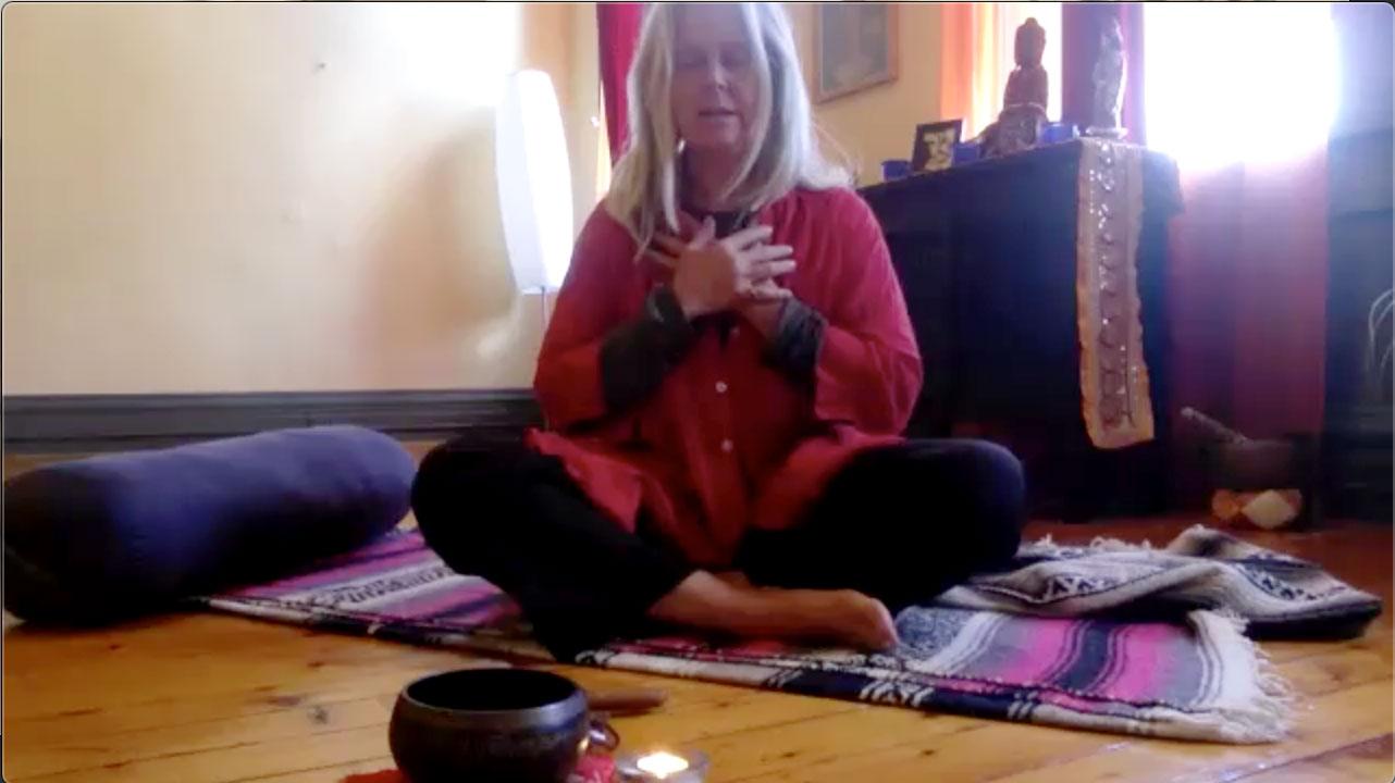 Yin Yoga with Sasha, 11-24-20, on demand