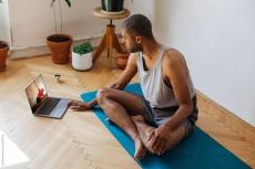 Sadhana on demand yoga class at home