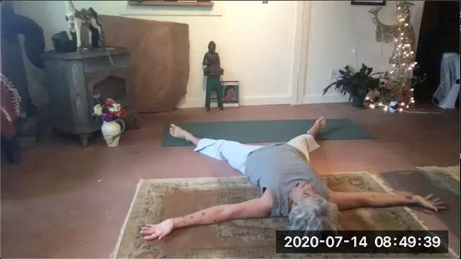 The Art of Yoga: Starfish, with Sondra Loring, on demand