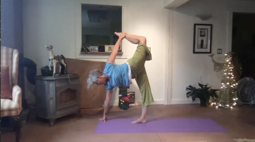 Harvesting Starlight Yoga on Demand