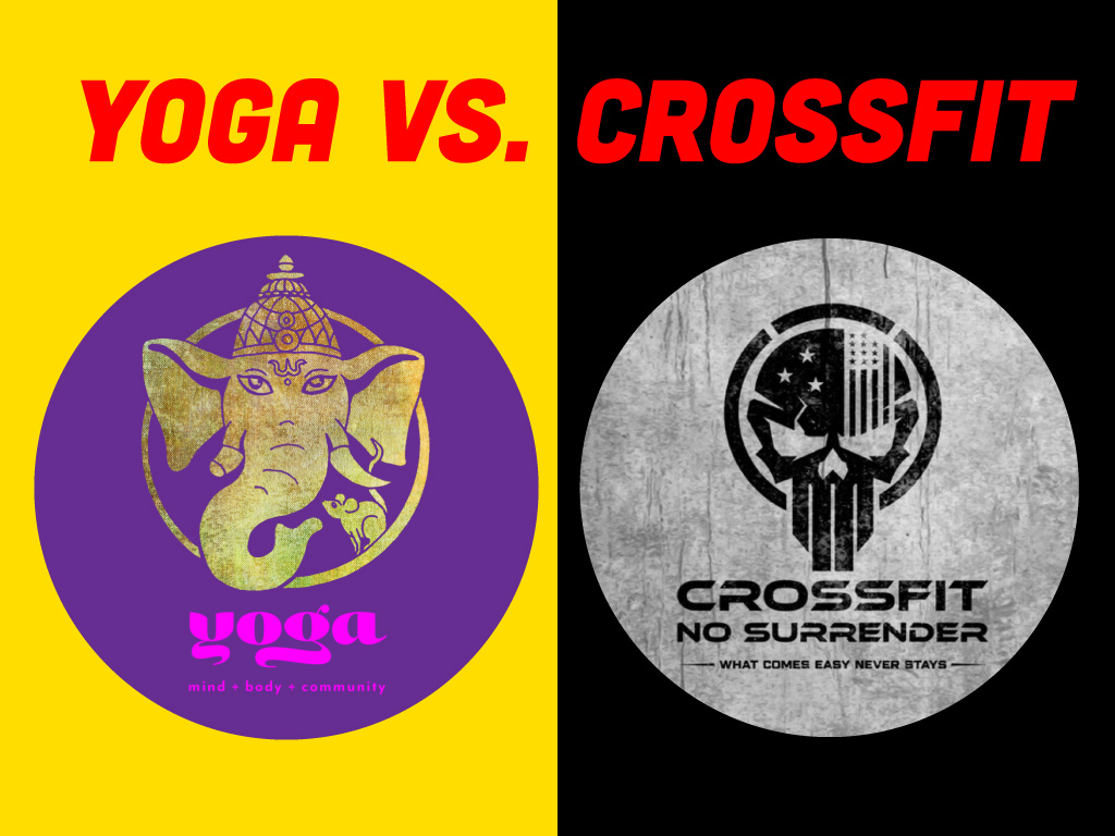Yoga vs. CrossFit